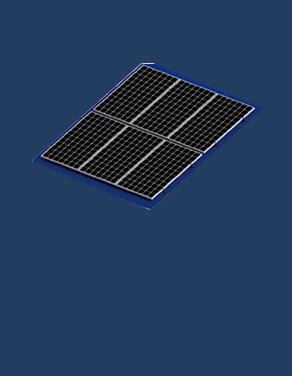 彩鋼瓦屋頂光伏支架價格太陽能并網發電系統專用
