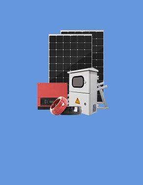 墨格3-10KW光伏并網發電系統價格,并入國家電網,在家享收益