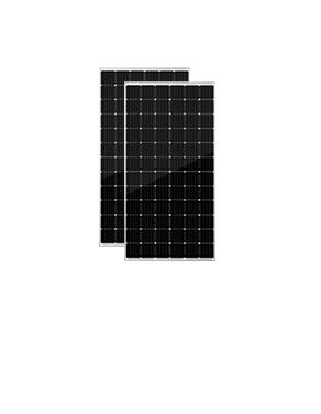 隆基光伏365W-370W單晶太陽能電池板光伏組件價格5柵線