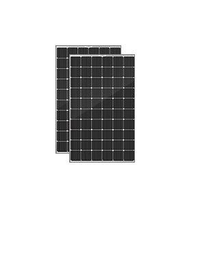 韓華新能源305-310W高效單晶硅光伏板價格